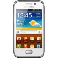 Samsung S7500 Galaxy Ace Plus Chic White